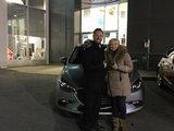 Félicitations Mme De Villeres pour votre Mazda3 2018, Chambly Mazda