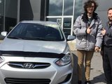 Félicitations à Anthony St-Pierre Carrier pour sa nouvelle voiture, Chambly Mazda