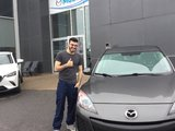 Félicitations pour votre Mazda 3, Chambly Mazda