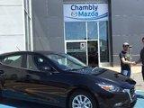 Félicitations à Monsieur Couture pour sa nouvelle Mazda 3 2018, Chambly Mazda