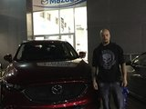 Félicitations Monsieur Merkley, Chambly Mazda