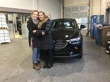 Félicitations à Virginie pour sa nouvelle CX 3 GS 2019, Chambly Mazda