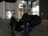 Félicitations à Monsieur Samuel Brodeur Lemaire, qui a pris possession aujourd'hui de la toute première Mazda 3, 7è génération 2019, Chambly Mazda