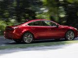 La Mazda6 2019 reçoit la mention Meilleur Choix Sécurité de l'IIHS