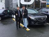 Another happy City Mazda customer!, City Mazda