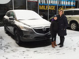 Kelly's New CX9, City Mazda