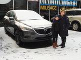 Kelly's New CX9, City Mazda