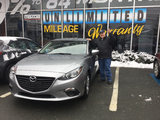 Roger picking up his brand new Mazda 3!, City Mazda
