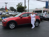 Jane's new CX-3, City Mazda