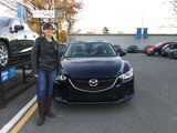 My new Mazda 6, City Mazda