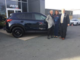 Tracy and Her New CX-5!, City Mazda