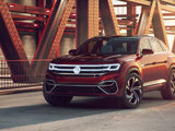 The Volkswagen Atlas Cross Coupe will arrive in 2019