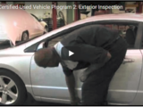 Honda Certified Used Vehicle Program 2: Exterior Inspection