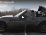 2017 Mazda MX-5 (60 Seconds)