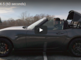 2017 Mazda MX-5 (30 Seconds)