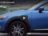 2017 Mazda CX-3 (60 Seconds)