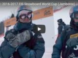 The Drive Ep. 3 | 2016-2017 FIS Snowboard World Cup (Jamboree) | Mazda Canada