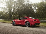 2020 Toyota Supra Returns in Detroit