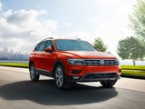 2018 Volkswagen Tiguan: German-Engineered Versatility