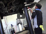 Undercoating - South Centre VW