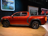 Volkswagen unveils new pickup concept in New York City