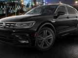 The 2018 Volkswagen Tiguan's space stands out in reviews