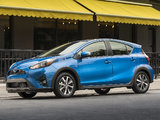 2019 Toyota Prius c Hatchback : Urban attitude