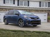 2019 Toyota Sienna vs 2019 Honda Odyssey vs. 2019 Dodge Caravan: How to Choose?