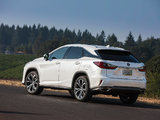 The new Lexus RX vs Audi Q5 vs Acura MDX : a question of power and refinement