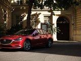 La sophistication améliorée de la Mazda6