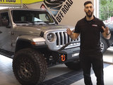 4th modified JEEP WRANGLER JL