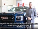 Grenier Chevrolet : Le long week-end se poursuit