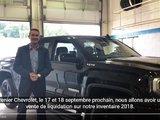 Grande liquidation Grenier Chevrolet
