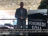 Grenier Chevrolet : VENTE DU VENDREDI FOU!