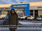 La vente des Fêtes Grenier Chevrolet! 17-18 décembre