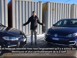 E-GOLF DISPONIBLES!!