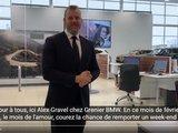 Concours de la Saint-Valentin Grenier BMW