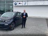 Venez faire l'essai de la BMW i3 !