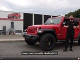 Jeep Wrangler UNLIMITED Sport RED