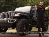 Here's our last OFFROAD modifications : Jeep Gladiator Overland !