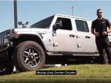 Voici le Jeep Gladiator Modèle Overland !