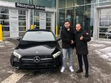 Monsieur Hugo-Alexandre Léveillé, Mercedes-Benz Blainville