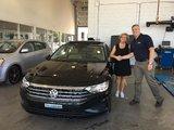 Excellent service!, Volkswagen Laurentides