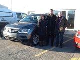 Merciiii à Alec et Mathieu !, Volkswagen St-Hyacinthe