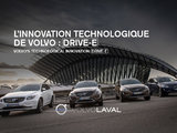 L'innovation technologique de Volvo : Drive-E