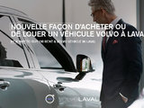 Nouvelle façon d'acheter ou louer un véhicule Volvo à Laval