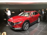 All-new Mazda CX-30 Rocks Geneva Motor Show