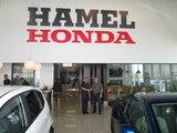 À l'écoute des besoins des clients, Hamel Honda
