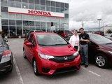 Très bon service!, Hamel Honda