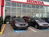 Bon service!, Hamel Honda
